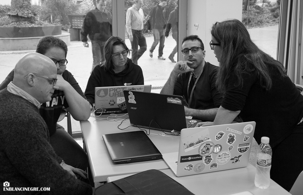 BCNWordCamp 2016, Foto: @ecicerone