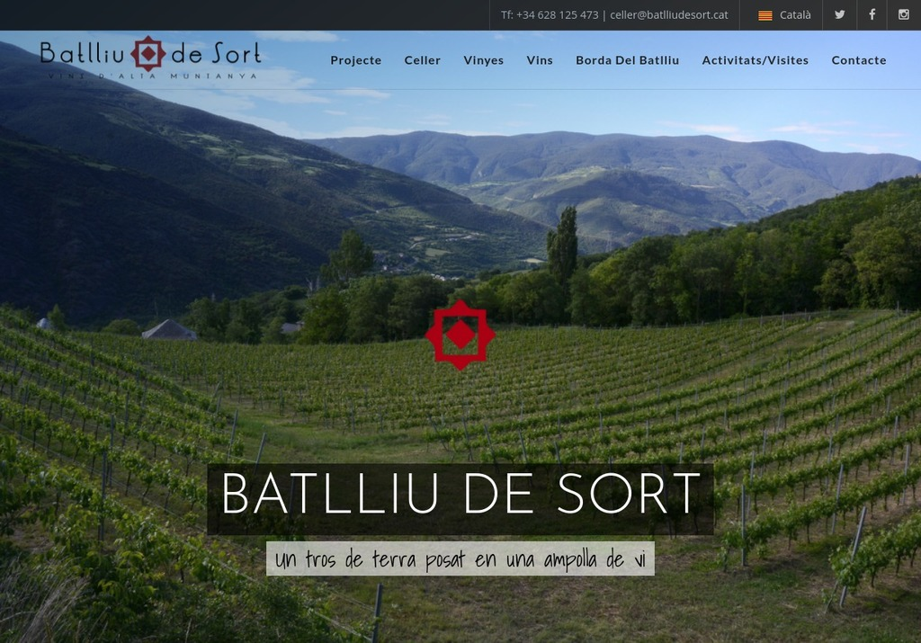 Celler Batlliu de Sort