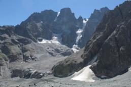 Glacier Noir, Écrins