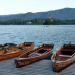La illa del llac de Bled