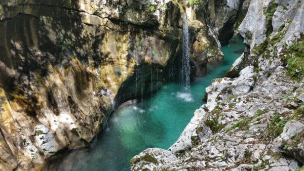 La part del Soča més bonica