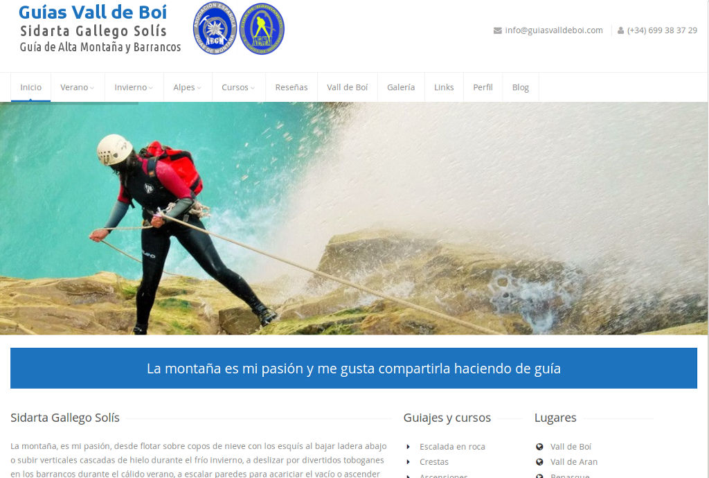 Guias Vall de Boí