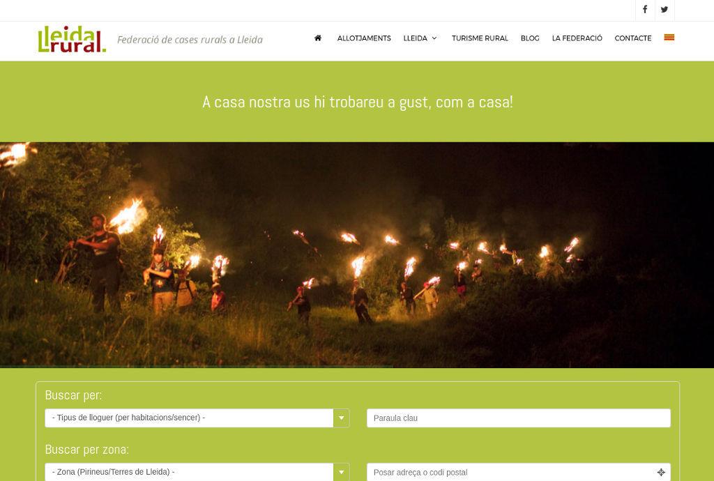 Federació d'allotjaments rurals de Lleida