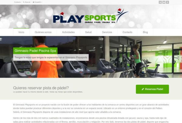 Gimnàs Playsports