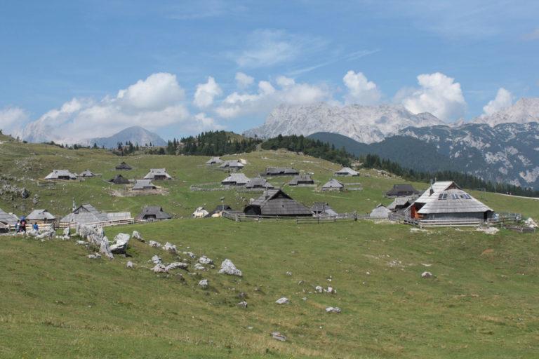 Logarska Dolina i Velika Planina